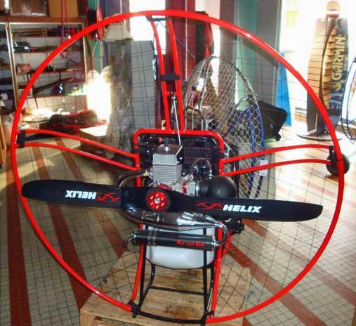Le Vito Fly 100 trouve une fois de plus parfaitement sa place.